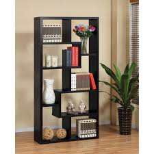 convenience concepts classic glass 3 shelf bookcase hayneedle