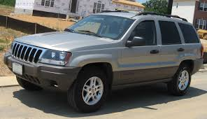 jeep grand cherokee 3 1 2003 technical specifications interior