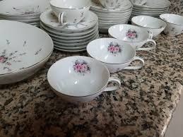 harmony house china rosebud hello i a harmony house 3534 rosebud china set how