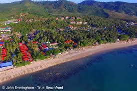 klong khong beach lanta better beach front hotels u0026 resorts
