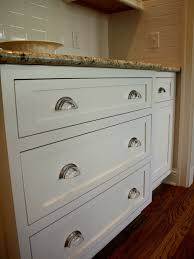 white kitchen cabinets with glass cup pulls glass cup pulls ideas pictures remodel and decor bin