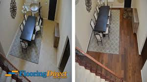 before and after hardwood flooring installation pictures