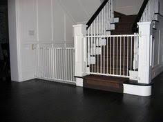 Baby Gates For Top Of Stairs With Banisters Image Of The Best Baby Gate For Top Of Stairs Design That You Must