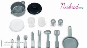 smoby köök bon appetit 024134s