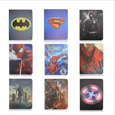cartoon stand tablet case cover apple ipad 2 3 4 spider man