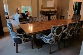 Fully Upholstered Dining Room Chairs Nifty Custom Dining Chairs Upholstered D61 On Perfect Decorating