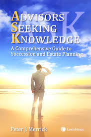 advisors seeking knowledge a comprehensive guide to succession