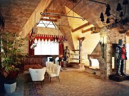 castle interior design themed interiors