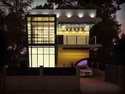 Open Balcony Design Modern House Concept 3d Design