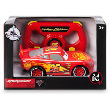Lighting Mcqueen Halloween Costume by Lightning Mcqueen Remote Control Vehicle Cars 3 Shopdisney