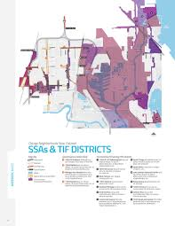 Red Line Chicago Map by Houseal Lavigne Associates Chicago Neighborhoods Now