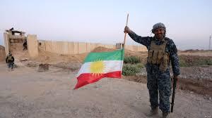 Kurdish Flag Trump Says He Won U0027t Take Sides As Iraqi Forces Oust Kurds From Kirkuk