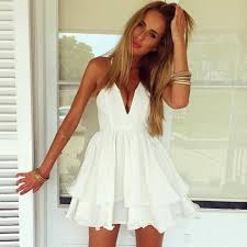 white summer dresses new fashion dresses summer women white chiffon