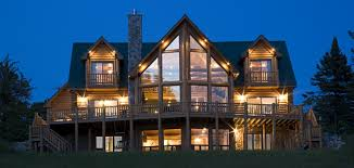 custom log home floor plans wisconsin log homes alpine meadow ii version ii log homes cabins and log home