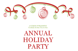 you and guest are cordially with holiday party invitations