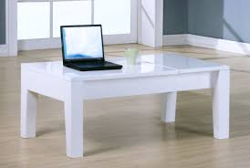 Contemporary White Coffee Table by Modern Coffee Table Mesmerizing Lift Up Modern White And Glass