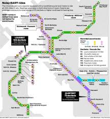 Bart Stations Map by Bart 10 Reasons You It 2017