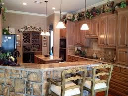 Interior Design Creative Kitchen Decor Wine Theme Decoration