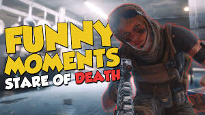 rainbow six siege funny moments stare of death youtube