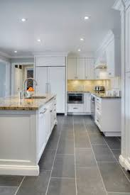White Kitchen Tile Floor Best 15 Slate Floor Tile Kitchen Ideas Gray Tile Floors Modern