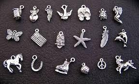bangle bracelet charms images Bangle bracelets single charm gibson pewter jpg