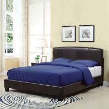 bedroom modern leather bed tufted leather bed what color paint