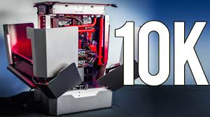 the dream 10 000 ultimate gaming pc for 2017 youtube
