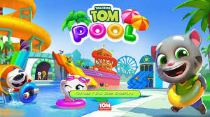 talking android talking tom pool for android ios bad gameplay