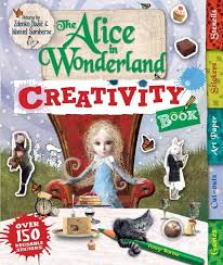 booktopia alice wonderland creativity book