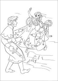 frozen coloring pages kids printable coloring 37