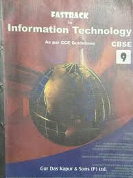 fasttrack to information technology as per cce guidelines cbse