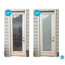 odl enclosed blinds 24