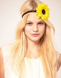 flower headbands diy diy flower headband idea diy sunflower headband