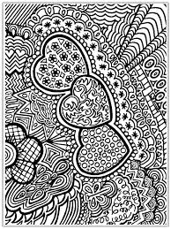 coloring pages heart coloring pages for ideas heart coloring