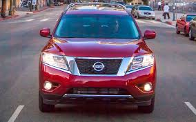 black nissan pathfinder 2014 2013 nissan pathfinder second look truck trend