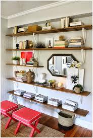 Wall Mount Book Shelves West Elm Wall Shelf Living Space Too Small Try Vintage Wall Shelf