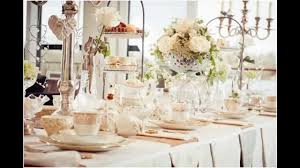 Party Decorating Ideas Vintage Tea Party Ideas Home Art Design Decorations Youtube