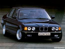 1992 bmw 7 series e32 the second generation bmw 7 series