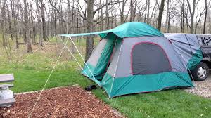 Dome Tent For Sale Texsport Suv Truck Tent Review Youtube