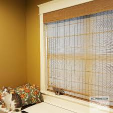 deluxe woven bamboo group a blindster com