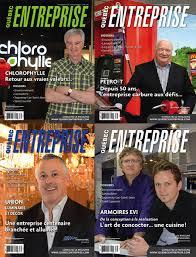 magazine cuisine en ligne magazine québec entreprise