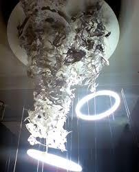 Cloud Chandelier Cloud Lamps By Yu Jordy Fu Dezeen