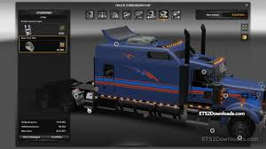 kenworth w900 parts kenworth w900 long euro truck simulator 2 spot