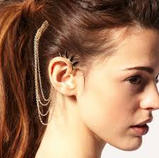 pierced ears without earrings let s talk fashion and style calling all women of a