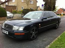lexus ls400 v8 for sale uk rear spoiler for my ls400 p reg ls 400 lexus ls 430 lexus