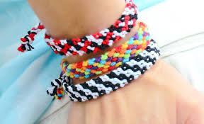 How To Rag Rug Rug Friendship Bracelets