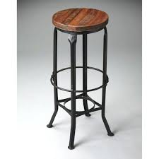 bar stool vintage backless counter height bar stools backless