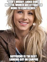 Hot Women Memes - oblivious hot girl meme imgflip