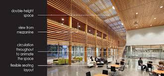design concepts building interior samu building