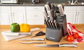 cuisinart kitchen knives cuisinart cutlery set cuisinart forged stainless steel knife